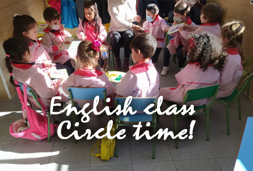 English Class: Circle Time!